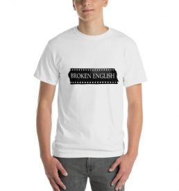 Broken English Men's Short Sleeve T-Shirt
