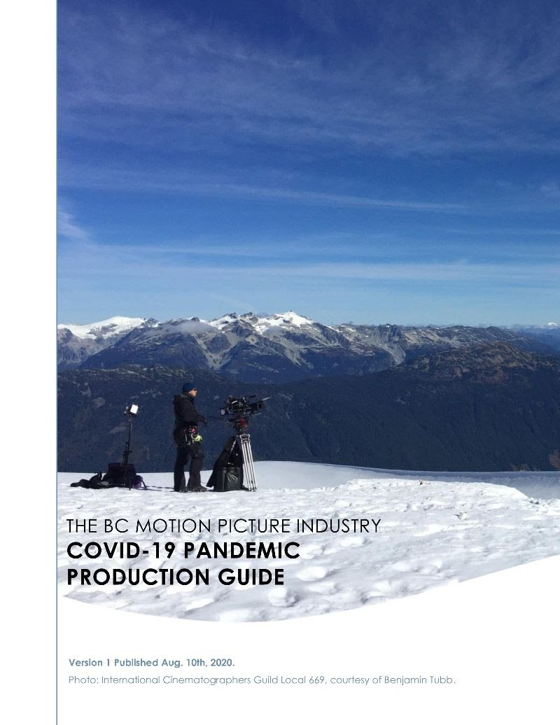 BC COVID-19 Pandemic Production Guide